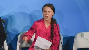 "Thunberg blasts world leaders at climate summit: ""How dare you!"""