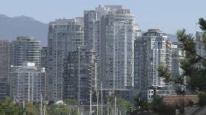 Condo prices falling in Metro Vancouver