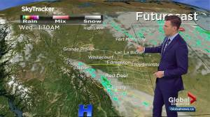 Edmonton weather forecast: Monday, September 28, 2020