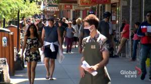 COVID-19: Banff looks at mandatory masks after unanticipated busy summer visitation
