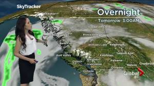 B.C. evening weather forecast:  Sept 5, 2019