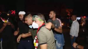 At least 6 killed as security forces open fire on Iraq protesters