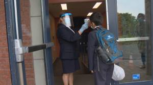 The real test begins now as B.C. students begin their first full week of classes