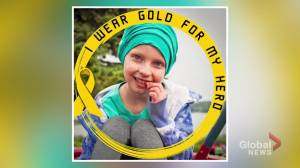 Kids with cancer society: Childhood cancer awareness month