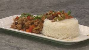 Cuban-inspired Picadillo recipe (07:39)