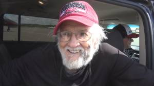 Ronnie Hawkins returns to The Rockwood Club in Arkansas