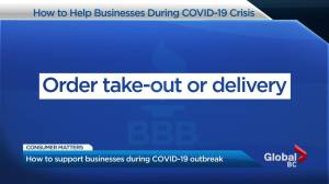 Tips on how to help local businesses survive the COVID-19 crisis