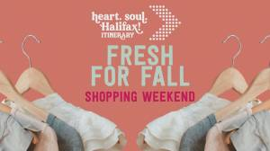 Discover Halifax: Fall for Fashion Weekend Getaway