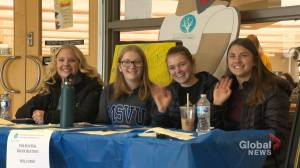 High school students in Halifax starting conversations on mental health