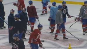 Canadian NHL teams gear up for north of the border hockey season (02:29)
