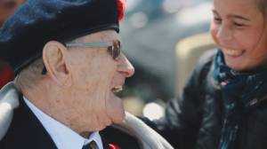 B.C. filmmaker ensuring stories of Second World War veterans survive