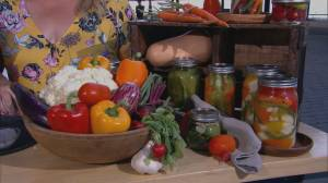 Preserving Summer Produce