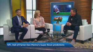 Dan Marino's Super Bowl predictions