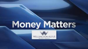 Money Matters with the Baun Investment Group at Wellington-Altus Private Wealth (02:25)