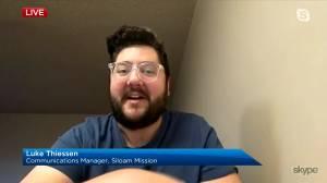 Siloam Mission radiothon 2021 (02:37)