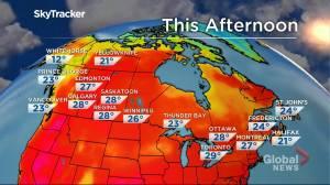 Winnipeg weather outlook: July 14 (01:35)