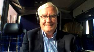 Kevin Vickers on what a Liberal government would do if elected in N.B. (05:34)
