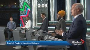 Policy expert weighs in on federal leaders debate (05:07)