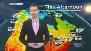 Saskatchewan weather outlook: May 15