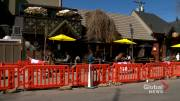 Play video: Indoor dining ban spurs jump in temporary patio applications: City of Calgary