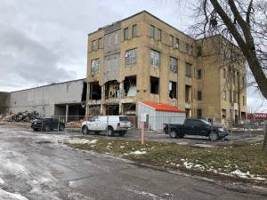 No heritage designation for malt building in Peterborough