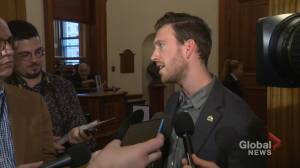 Controversial binding arbitration changes introduced in New Brunswick legislature