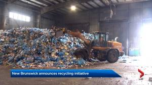 New Brunswick looking for industry to take the lead on recycling packaging and printed paper