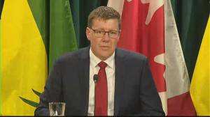 Coronavirus outbreak: Saskatchewan premier lauds 'effective' federal aid package