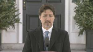 Coronavirus outbreak: Trudeau says everyone must use good judgment during pandemic