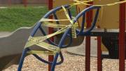 Play video: Families asked to follow COVID-19 safety measures as playgrounds open across Metro Vancouver
