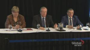 New Brunswick says healthcare changes necessary for province