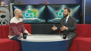 Edmonton tech company disappointed by lack of provincial support at Consumer Electronics Show (05:29)