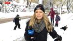 Winnipeggers embrace the snow storm