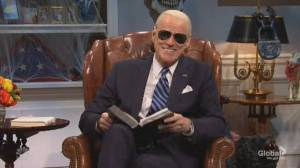 'SNL' spoofs U.S. political landscape with a spooky Halloween bedtime story (07:39)