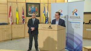 City of Regina gives update on COVID-19 response