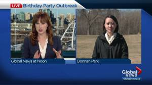 Where is the 'superspreader' event? Few details available on birthday party outbreak described by Alberta premier (04:11)