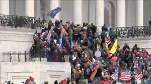 'A significant cautionary tale': experts weigh-in on U.S. Capitol riot (01:52)