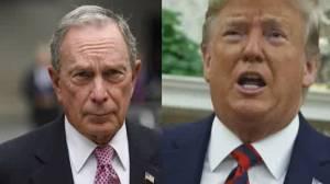 Bloomberg running for U.S. president