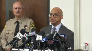 Officials confirm 2 dead following school shooting in California