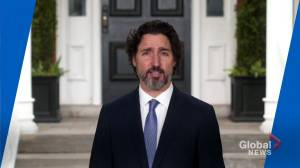 Coronavirus outbreak: Trudeau pledges $600 million to global vaccine alliance during London summit