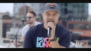 Country artist Tebey releases the 'Song of the Summer' (02:25)