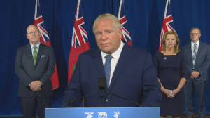 Coronavirus: Ontario premier says organizers breaking new social gathering limits would face minimum $10K fine each time