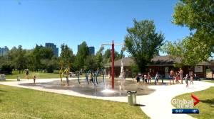 City of Calgary prepared as Alberta heads into a heat wave (02:33)