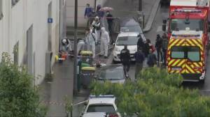Police intervention underway after 4 stabbed near ex-Charlie Hebdo office in Paris