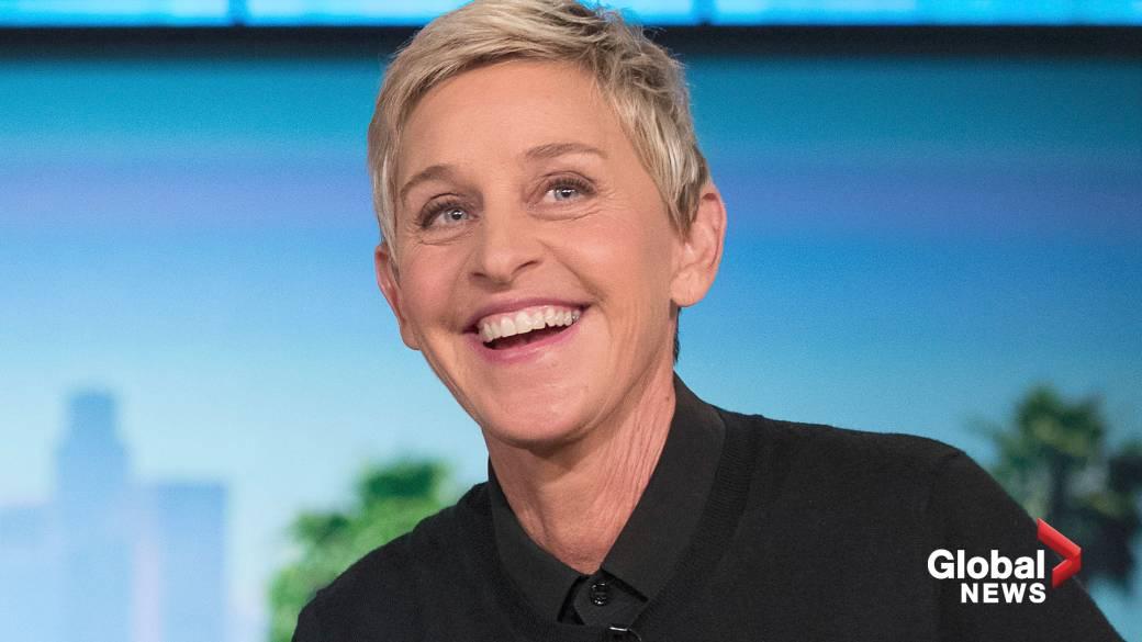 Click to play video: 'Ellen DeGeneres' public image suffers following staff complaints'