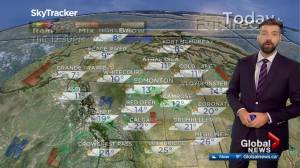 Edmonton afternoon weather forecast: Thursday, October 8, 2020