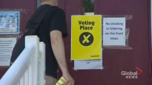 Saskatchewan politicians discuss upcoming election (01:29)