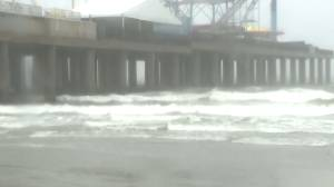 Tropical Storm Fay brings heavy winds to New Jersey