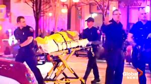 1 dead, 5 injured in downtown Seattle shooting: officials