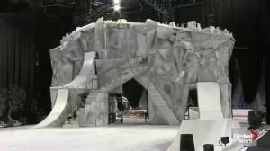 Behind the Scenes at Cirque du Soleil Crystal